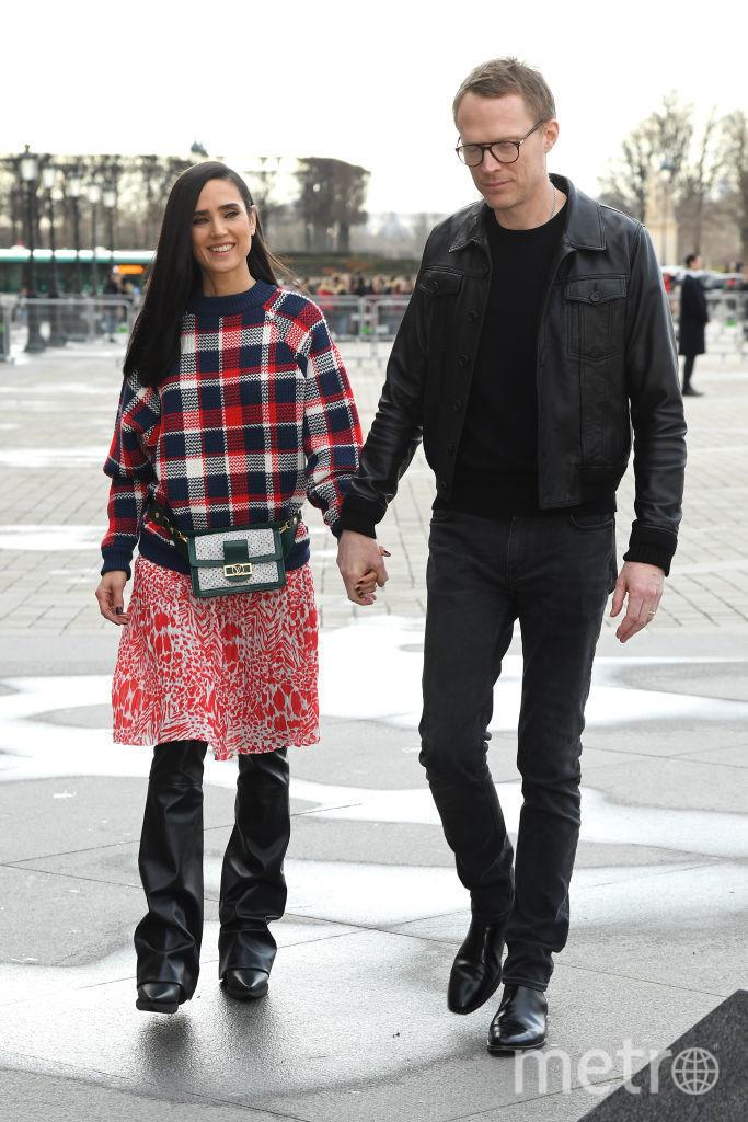 Дженнифер Коннелли и Пол Беттани. Фото Getty