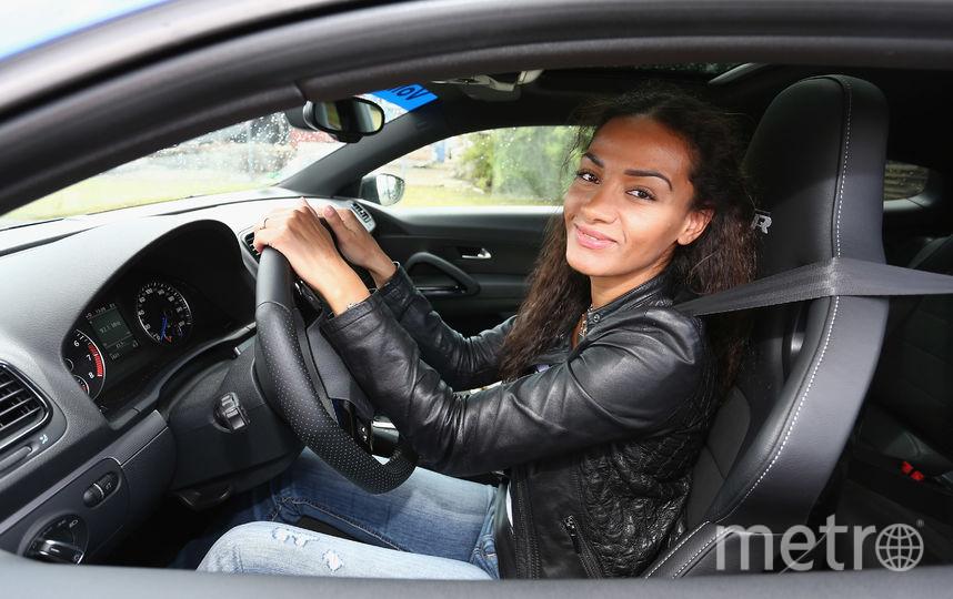 Женщина за рулём. Фото Getty