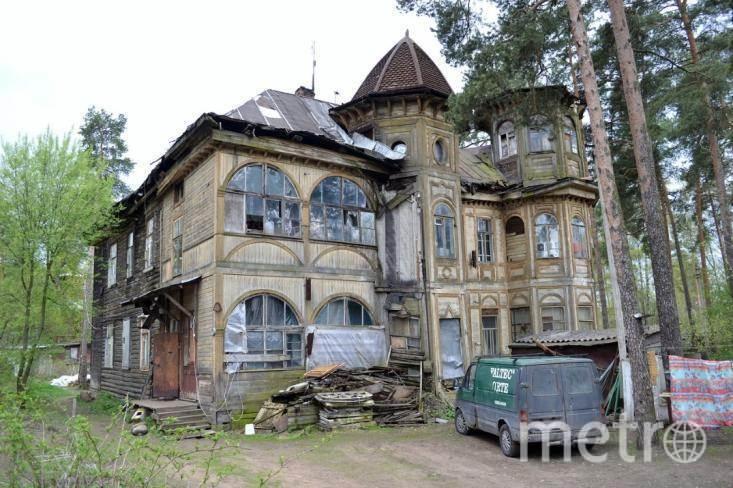 Дача Кочкина. Фото kgiop.gov.spb.ru