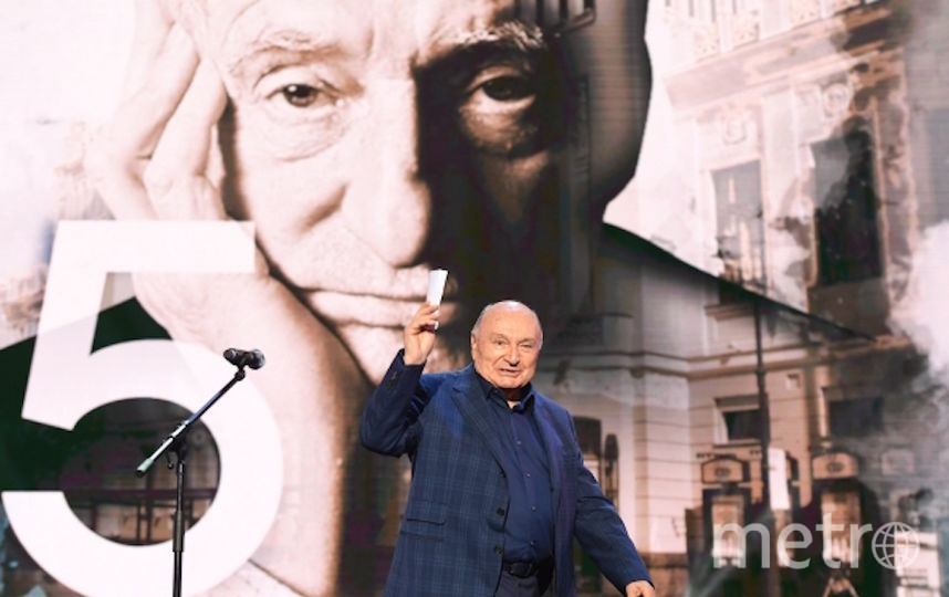Михаил Жванецкий. Фото РИА Новости