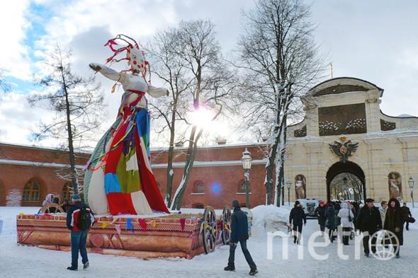 Масленица в Петропавловской крепости. Фото ГМИ СПб, Предоставлено организаторами