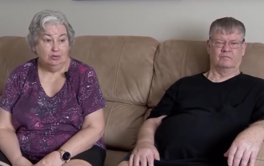 Супруги Джонс. Фото Скриншот/CBS Miami, Скриншот Youtube