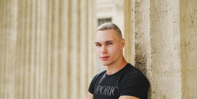 Даниил Камшилов.