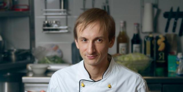 Михаил Хлопов.