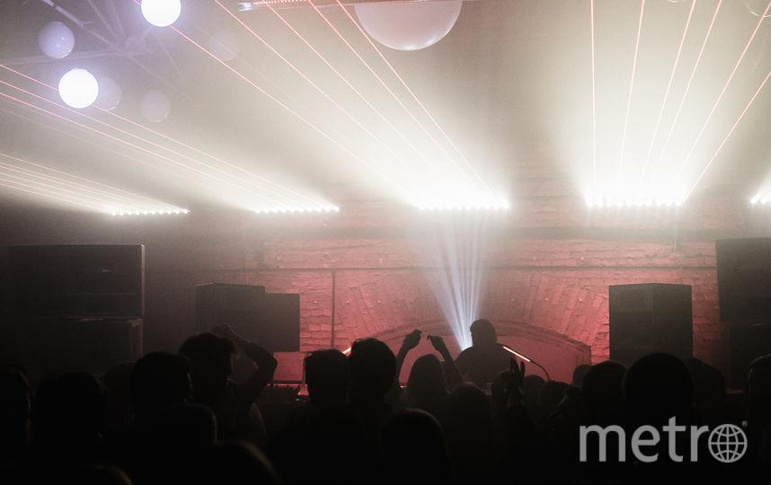 Концерт OFF BY ROOTS UNITED: PHANTOM. Фото Предоставлено организаторами