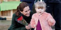Кейт Миддлтон получила именную медаль, а Уильям - корону: фото