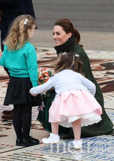 Принц Уильям и Кейт Миддлтон в Блэкпуле. Фото Getty