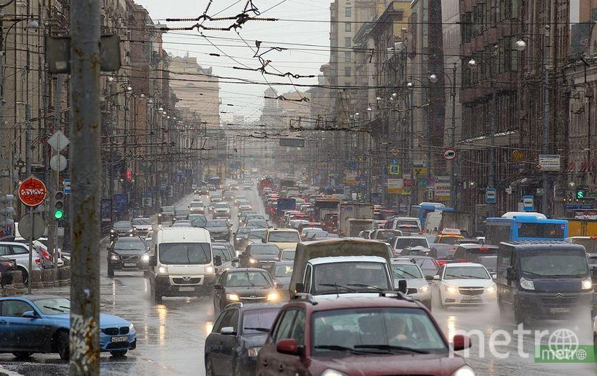 Движение транспорта в Москве будет ограничено. Фото Василий Кузьмичёнок