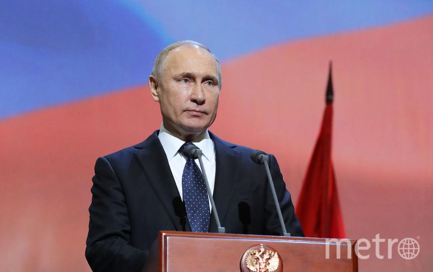 Владимир Путин. Архивное фото. Фото AFP