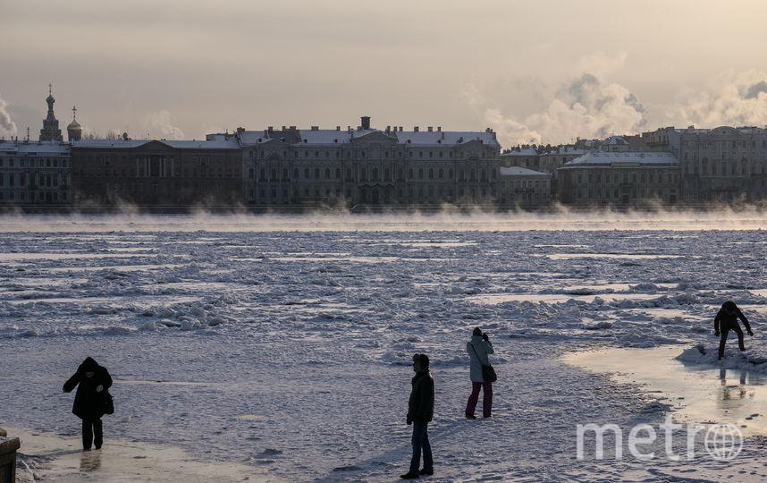 Санкт-Петербург. Архивное фото. Фото Getty