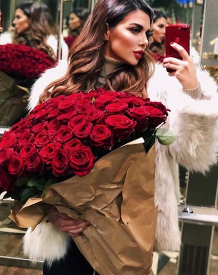 Анна Седокова. Фото Скриншот https://www.instagram.com/annasedokova/