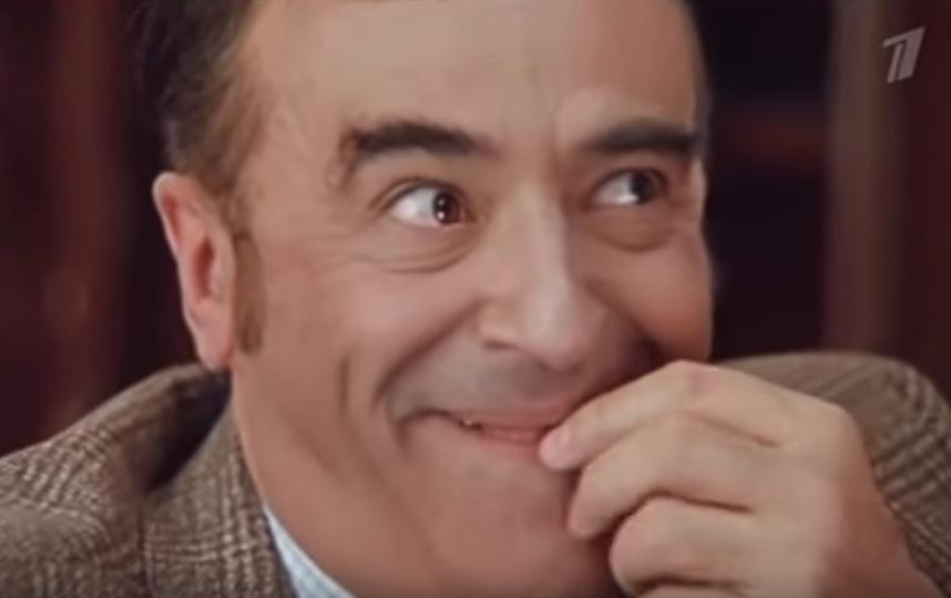 Владимир Этуш. Фото Скриншот Youtube