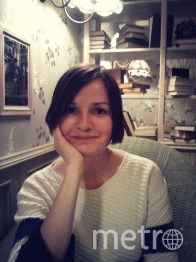 Анна Кондратьева. Фото из личного архива Анны Кондратьевой