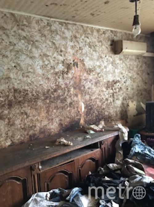 В таких условиях нашли ребёнка. Фото Скриншот http://moscow.sledcom.ru/