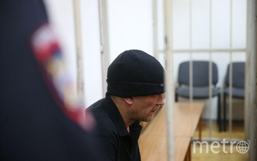 Игорь Подпорин в Замосковрецком суде. На заседании он выражал безразличие к происходящему. Фото Василий Кузьмичёнок
