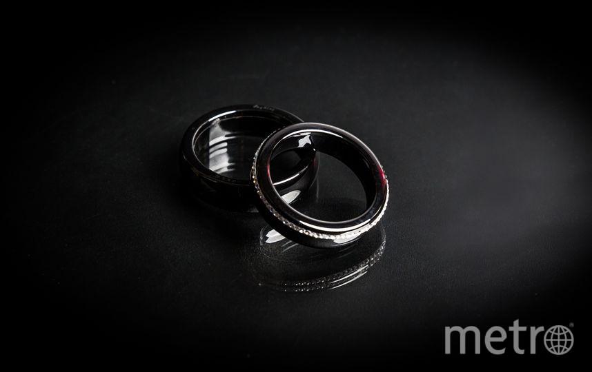 Кольца представлены в трёх вариантах. Фото Фото предоставлено пресс-службой метрополитена