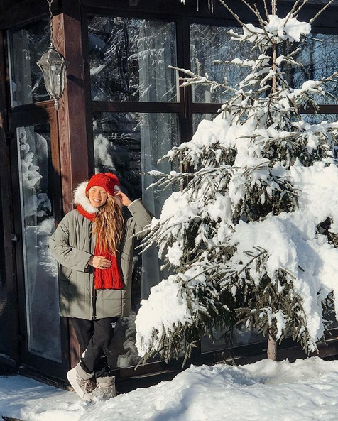 Регина Тодоренко. Фото Скриншот instagram.com/reginatodorenko/