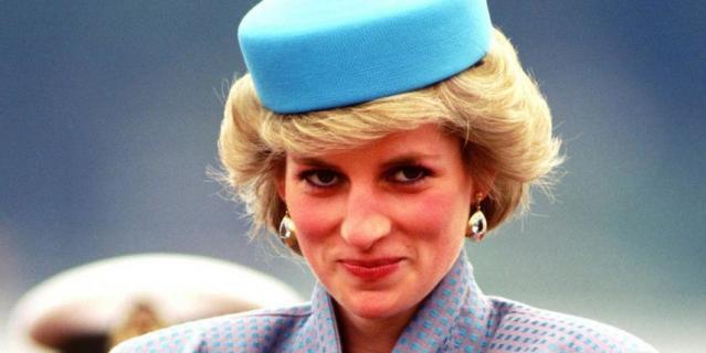 Шляпка-таблетка принцессы Дианы.