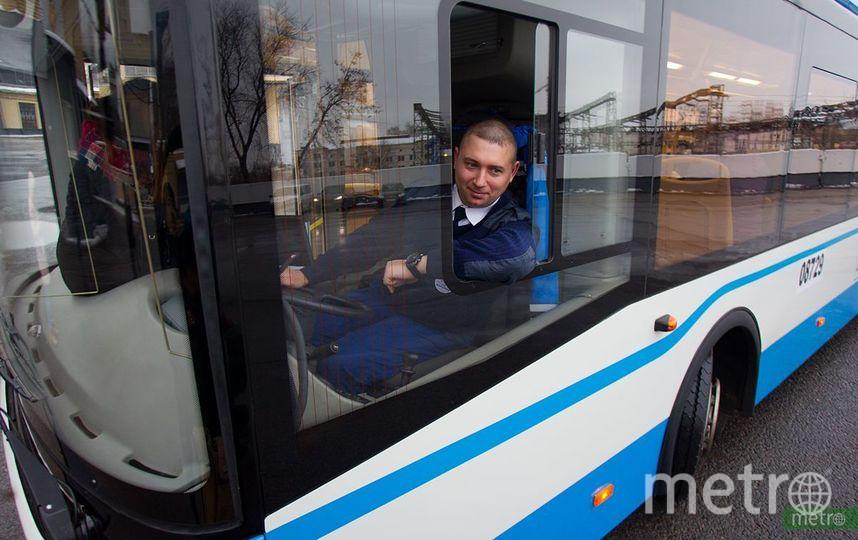 Электробус. Фото Василий Кузьмичёнок