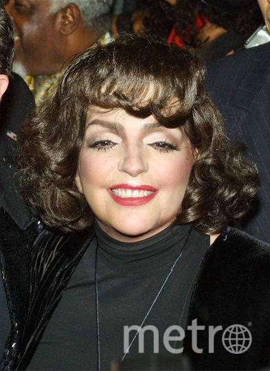 Лайза Миннелли с прической, которую почти никогда не носила. Фото архив, Getty