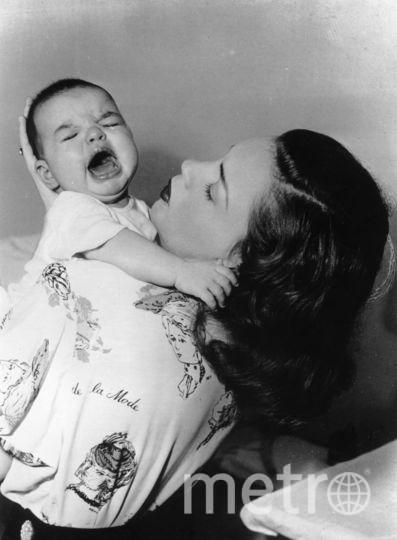 Лайза Миннелли с мамой Джуди Гарланд. Фото архив, Getty