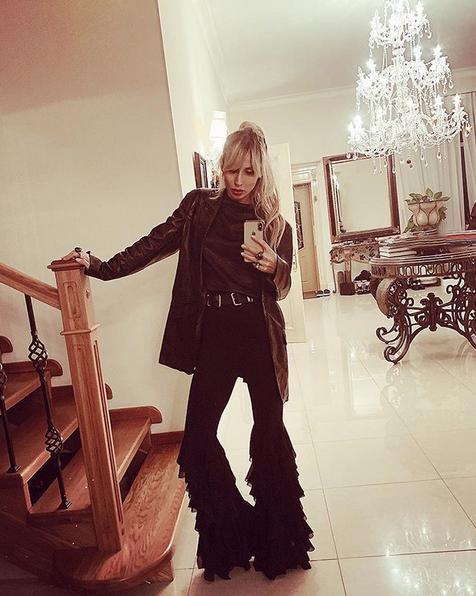 Светлана Лобода. Фото Скриншот instagram.com/lobodaofficial/