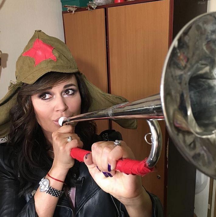 Анастасия Заворотнюк. Фото Скриншот Instagram: @a_zavorotnyuk