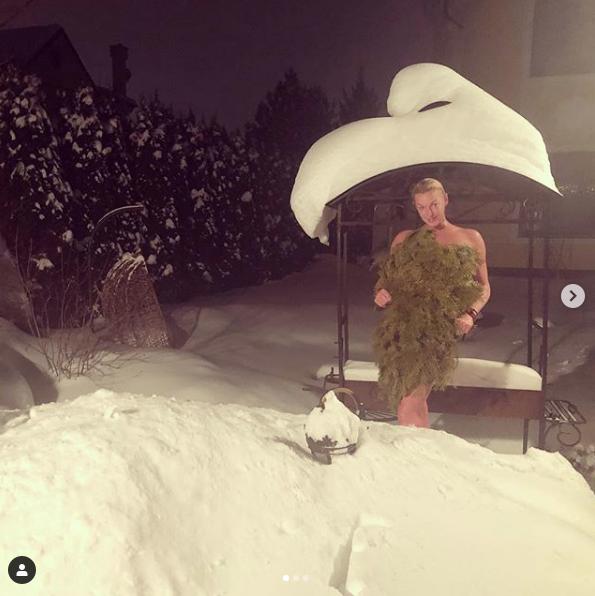 Анастасия Волочкова. Фото скриншот https://www.instagram.com/volochkova_art/?hl=ru