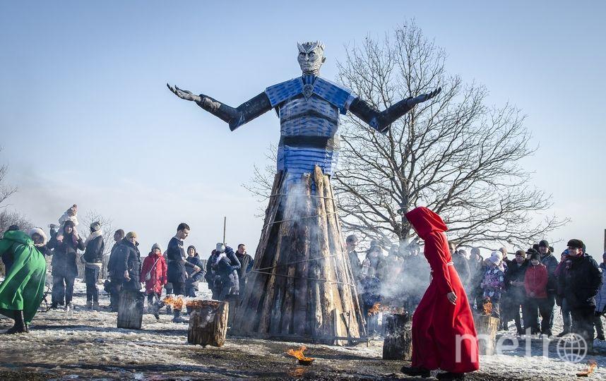 """Церемония проходила в археологическом парке """"Аграмач"""". Фото Святослав Селезнёв, vk.com/seleznews"""