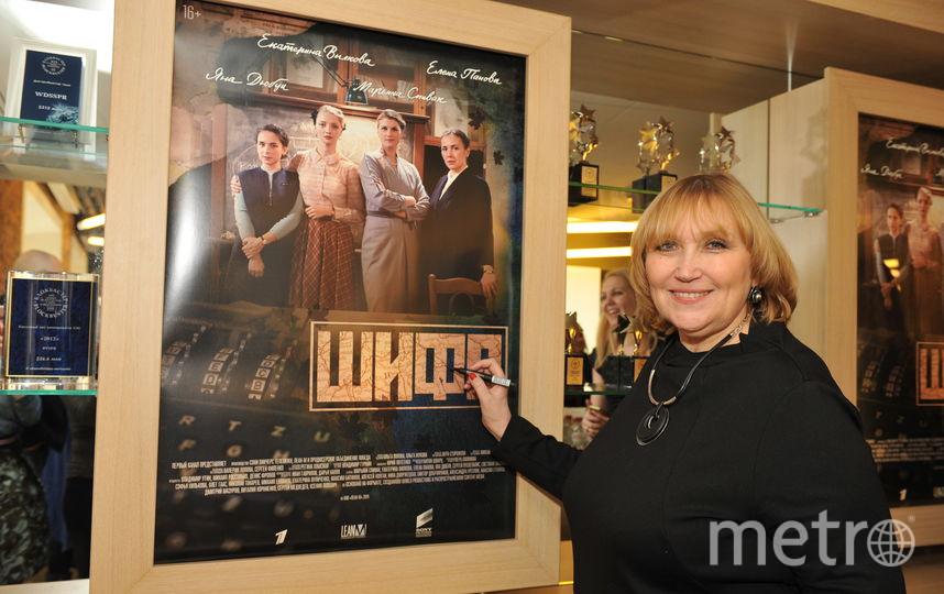 Вера Сторожева. Фото Sony Pictures Television Russia.
