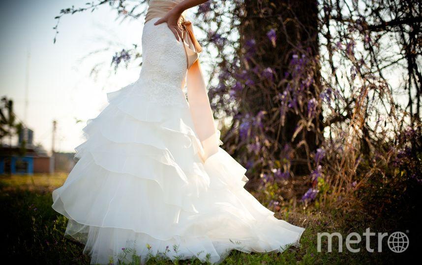 В США невеста в свадебном платье пришла на могилу жениха. Фото Pixabay.com