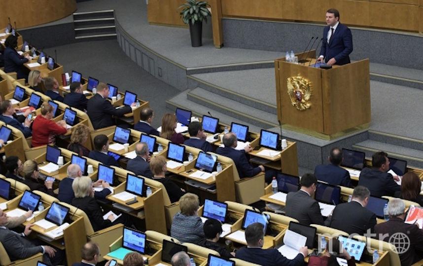Законопроекты в области регулирование Интернета уже прошли три чтения в Госдуме. Фото РИА Новости
