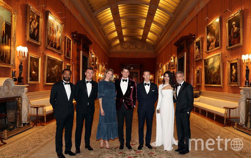Гости на приеме принца Чарльза. Фото Getty