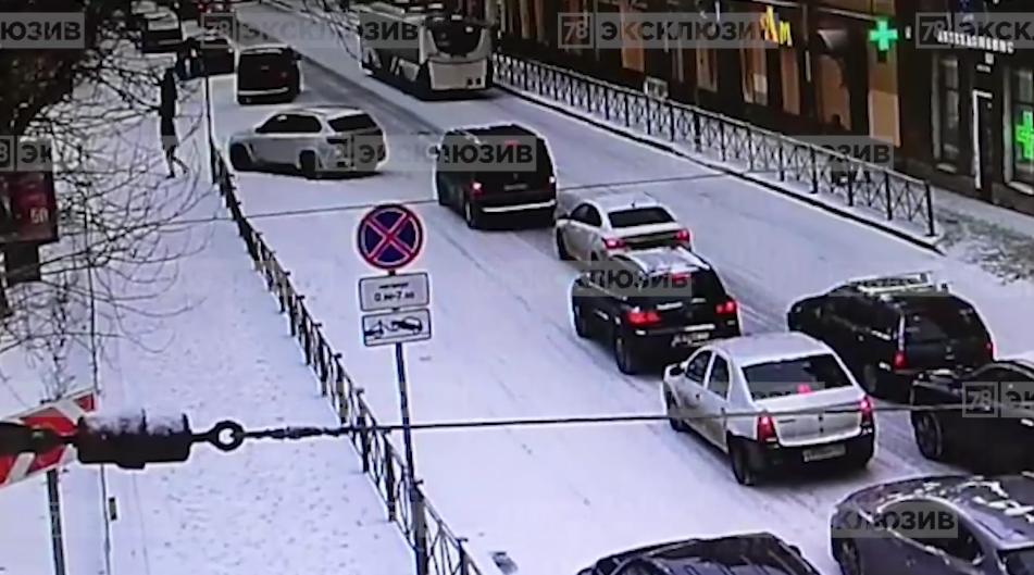 Стрельба на Петроградке: В Сети появилось видео конфликта. Фото 78.ru