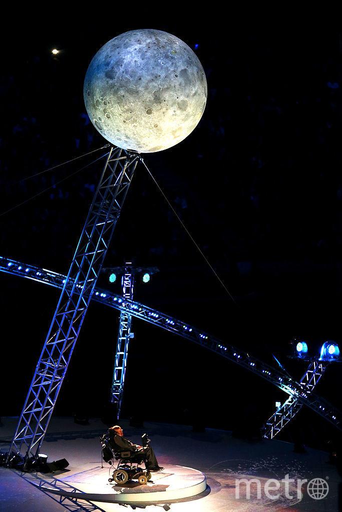 Английский физик-теоретик Стивен Хокинг. Фото Getty