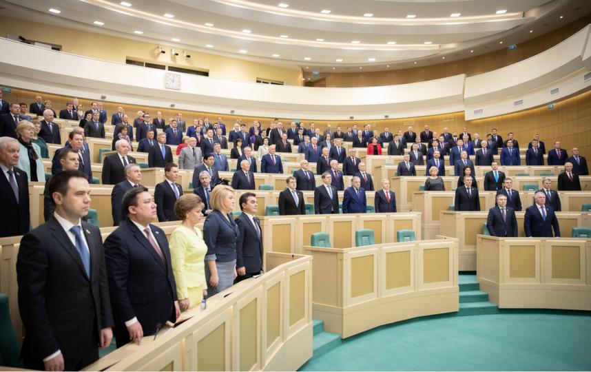 """Совет Федерации. Фото http://council.gov.ru, """"Metro"""""""