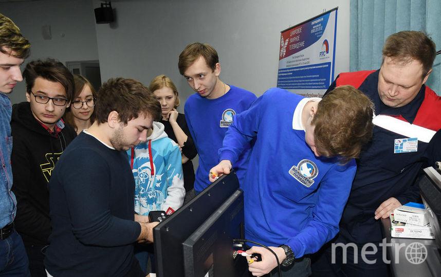 В дальнейшем волонтёры смогут помогать горожанам. Фото Денис Гордийко. kzn.ru