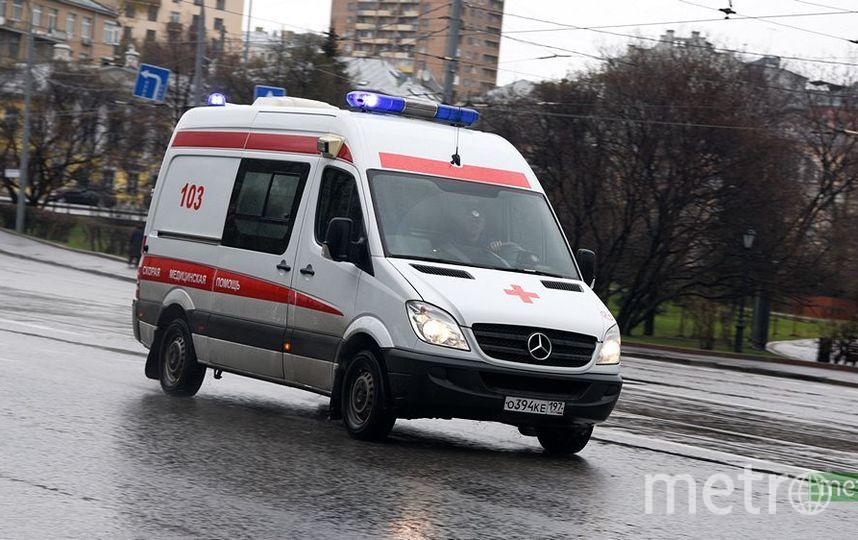 В серьёзной аварии с участием автобуса в Сергиево-Посадском районе пострадали 13 человек. Фото Василий Кузьмичёнок