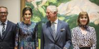 Фото королевы Летиции и принца Чарльза обсуждают британцы и испанцы