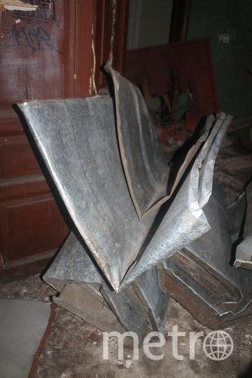 Сейчас особняк Ф. И. Челищева в ужасном состоянии. Фото nvcradmiralteyskiy, vk.com
