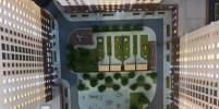 Новый жилой комплекс появится рядом со станцией метро