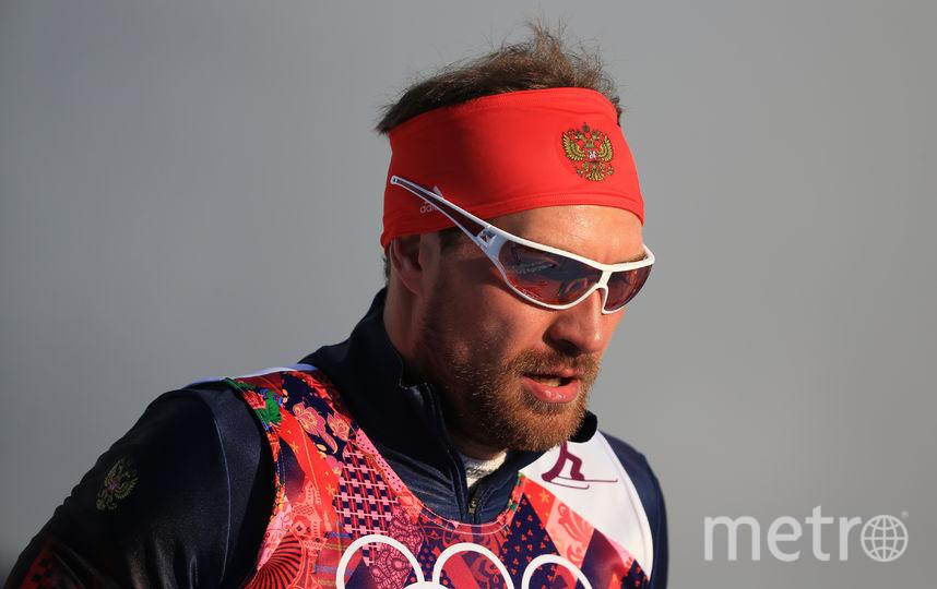 Чемпион мира по лыжным гонкам Алексей Путхов. Фото Getty