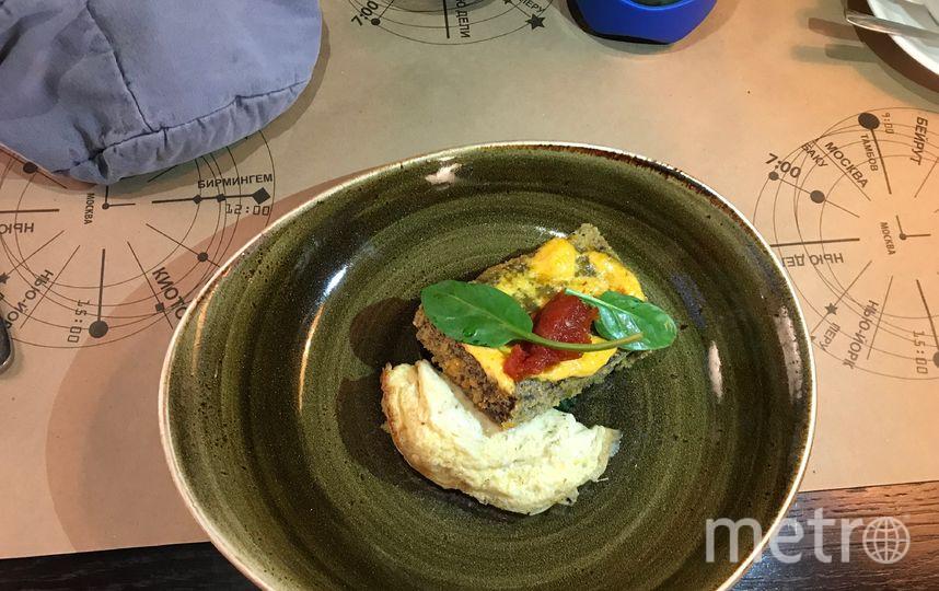 Нормандский завтрак. Фото Индира Шестакова