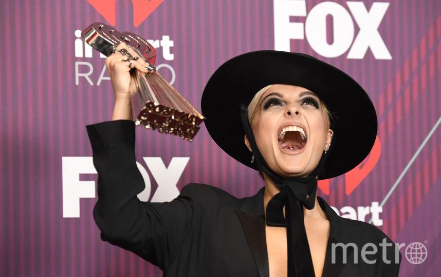 iHeartRadio Music Awards. Бебе Рекста. Фото Getty