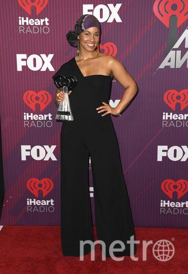 iHeartRadio Music Awards. Алиша Киз. Фото Getty