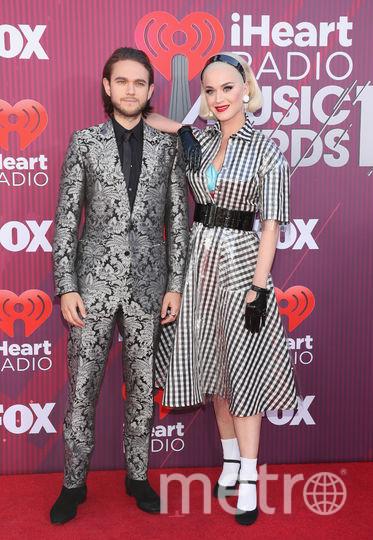 iHeartRadio Music Awards. Кэти Перри. Фото Getty