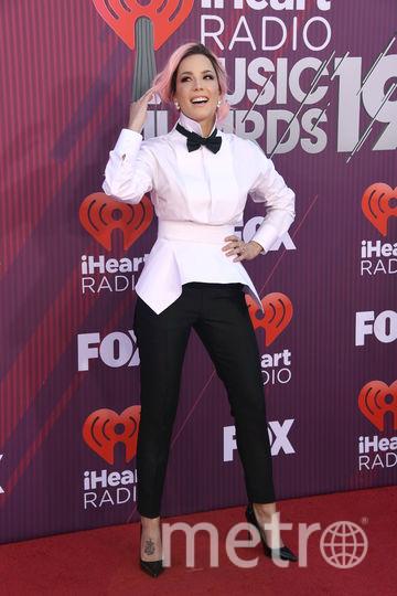 iHeartRadio Music Awards. Холзи. Фото Getty