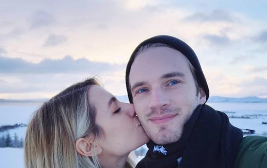 Шведский блогер. Фото Скриншот Instagram/pewdiepie