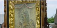В Петербург приедет чудотворная икона из Курской области