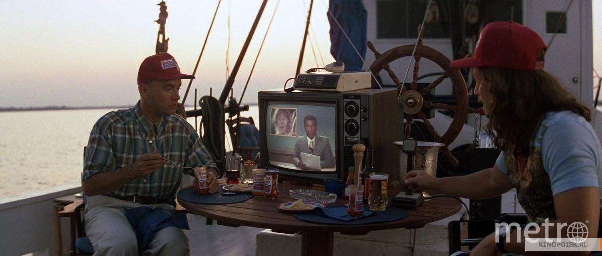 """Скриншот из фильма """"Форрест Гамп"""" (1994). Фото «Юниверсал Пикчерс Рус», kinopoisk.ru"""